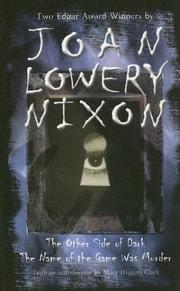 Cover of: Two Mysteries (Laurel-Leaf Books)
