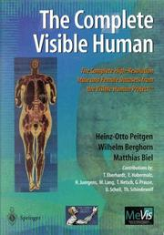 Cover of: The Complete Visible Human