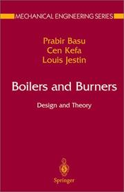 Cover of: Boilers and Burners