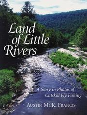 Cover of: Land of Little Rivers