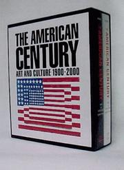 Cover of: The American Century 2-Volume Boxed Set