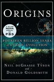 Cover of: Origins