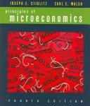 Cover of: Principles of Microeconomics, Fourth Edition with Smartworks Folder