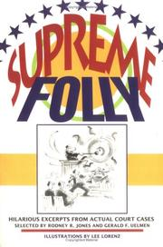 Cover of: Supreme Folly