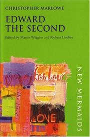 Cover of: Edward the Second