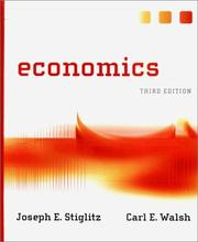 Cover of: Economics, Third Edition