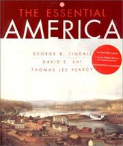 Cover of: The Essential America