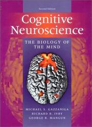 Cover of: Cognitive Neuroscience, Second Edition