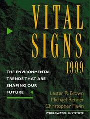 Cover of: Vital Signs 1999