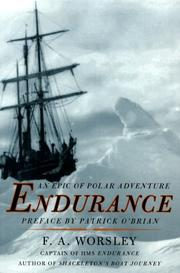 Cover of: Endurance