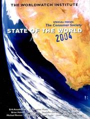 Cover of: State of the World 2004