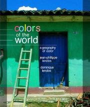 Cover of: Colors of the World