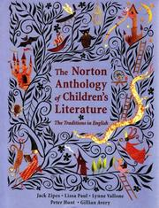 Cover of: The Norton Anthology of Children's Literature