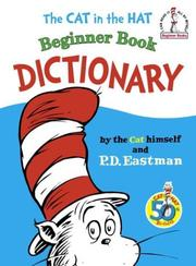 Cover of: The cat in the hat beginner book dictionary
