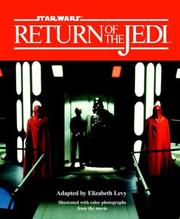 Cover of: Return of the Jedi (Step-Up Movie Adventures)
