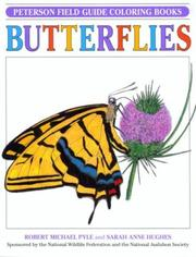 Cover of: Butterflies (Peterson Field Guide Coloring Books)