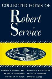 Cover of: Collected Poems of Robert Service