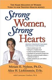 Cover of: Strong Women, Strong Hearts: Proven Strategies Tailored Specifically for Women (Strong Women)