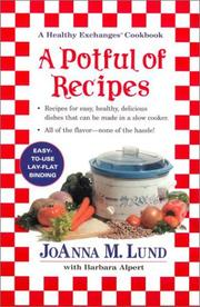 Cover of: A Potful of Recipes