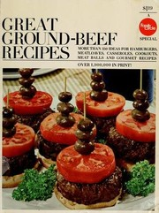 Cover of: Great ground-beef recipes