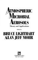 Cover of: Atmospheric Microbial Aerosols