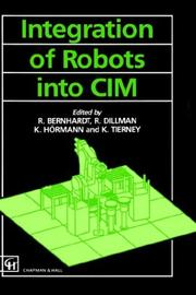 Cover of: Integration of Robots into CIM