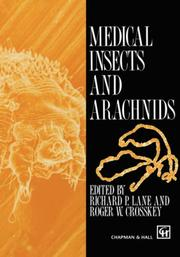Cover of: Medical Insects and Arachnids (Natural History Museum)