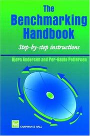 Cover of: Benchmarking Handbook