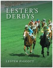 Cover of: Lester's Derbys