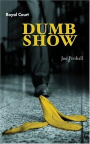 Cover of: Dumb Show (Methuen Modern Plays)
