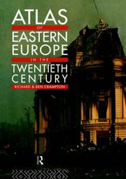 Cover of: Atlas of Eastern Europe in the Twentieth Century