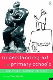 Cover of: Understanding Art in Primary Schools