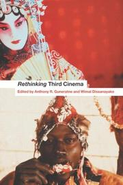 Cover of: Rethinking Third Cinema