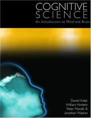 Cover of: Cognitive Science