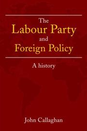 Cover of: British Labour Party and International Relations