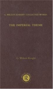 Cover of: Imperial Theme: G. Wilson Knight