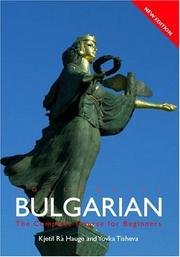 Cover of: Colloquial Bulgarian (Colloquial Series (Multimedia))