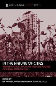Cover of: In the Nature of Cities
