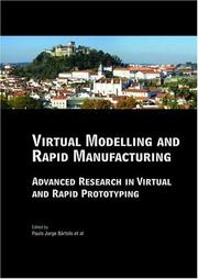 Cover of: Virtual Modelling and Rapid Manufacturing