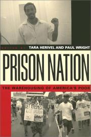 Cover of: Prison Nation