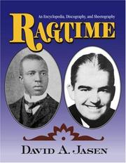 Cover of: Ragtime