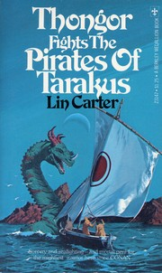 Cover of: Thongor fights the pirates of Tarakus