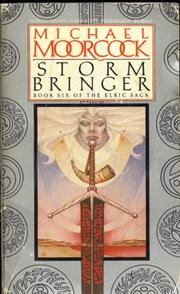 Cover of: Storm Bringer (  Book Six of the Elric Saga )