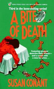 Cover of: A Bite of Death