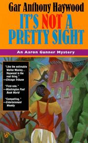 Cover of: It's Not a Pretty Sight (Aaron Gunner Mysteries (Paperback))