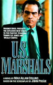 Cover of: U.S. Marshals: A Novel
