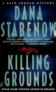 Cover of: Killing Grounds (Kate Shugak Mysteries)