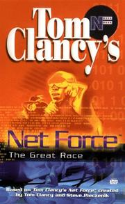 Cover of: The Great Race (Tom Clancy's Net Force; Young Adults, No. 5)