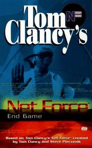 Cover of: End Game (Tom Clancy's Net Force)