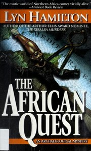 Cover of: The African Quest (Archaeological Mystery)